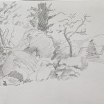 JSB pencil landscape 12-14